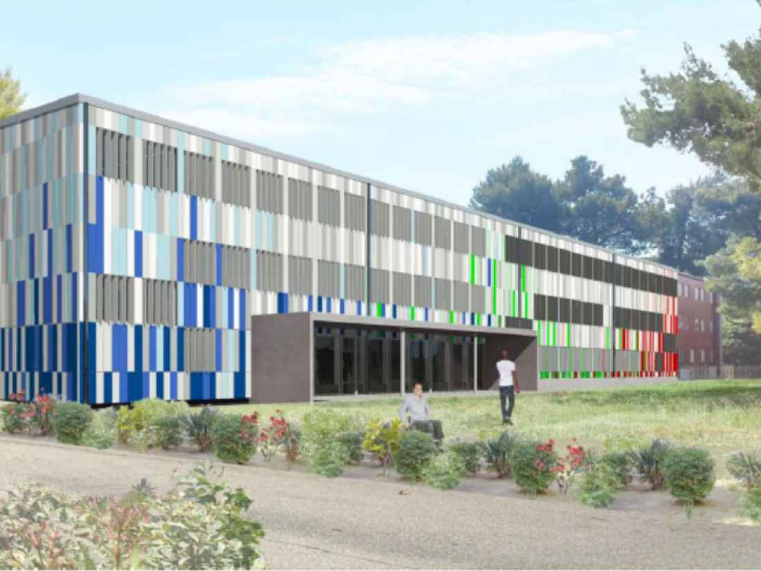 LYCEE JOLIOT CURIE – TRANCHE 1