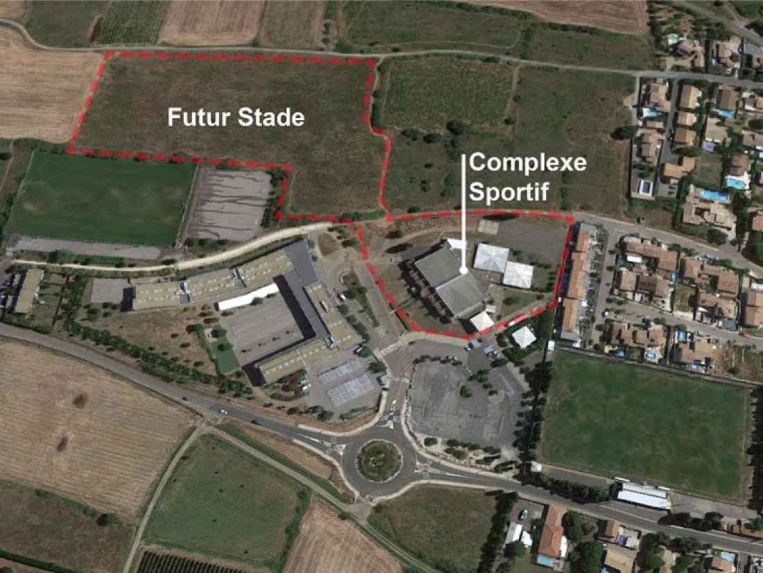 Complexe sportif Marseillan