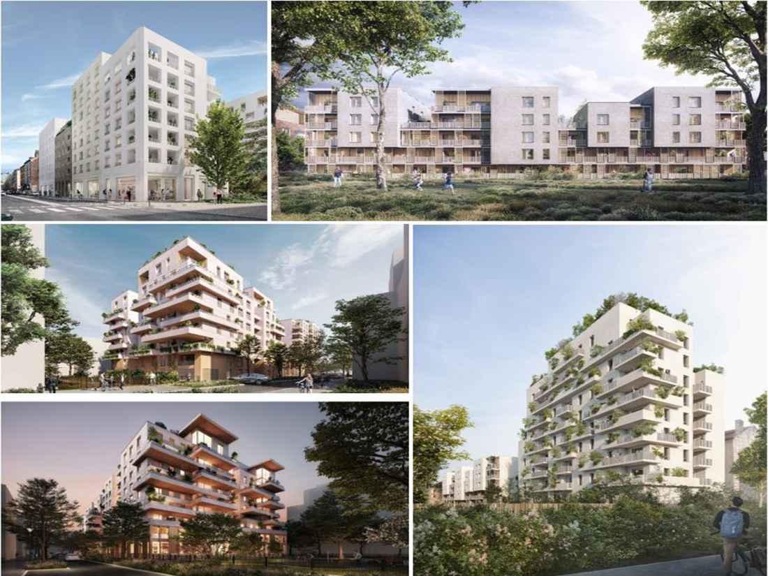 PUP GINKGO – 560 logements